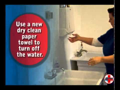 Instructional Video for Handwashing CNA Skills
