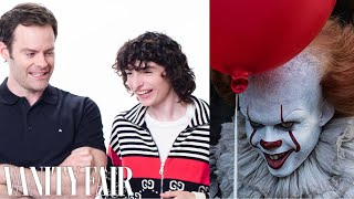 "The Cast of ""IT Chapter Two"" Recaps the First Movie 