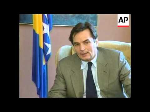 BOSNIA: SARAJEVO: STABILITY CONFERENCE PREPARATIONS