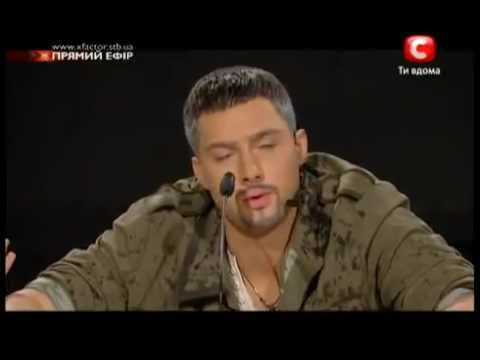 Пародия на судей Х - фактор 2 (Украина)