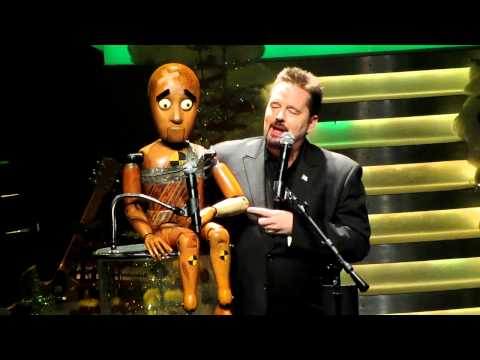 Terry Fator -  Crash test dummy