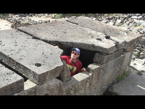 Mysterious Ancient Megalithic Sites Around The World; Contact In The Desert June 2018
