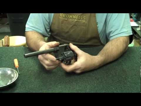 Gunsmithing Disassembly: Colt Model 1892 Army/Navy Revolver .38 Special (Gunworks)
