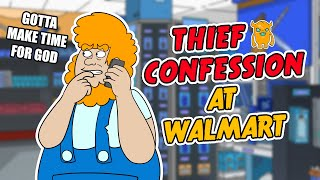 Hillbilly Steals from Walmart Prank