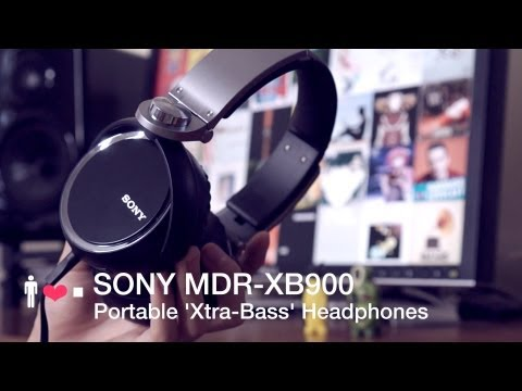 Sony XB800 / XB900 Xtra Bass Headphones Review: I Can Haz Bass