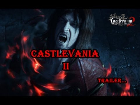Castlevania Lords Of Shadow 2 Trailer Dublado