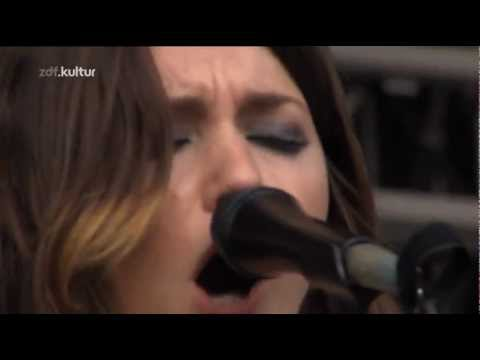 Blood Red Shoes - Full live in Ferropolis - Melt Festival 17-07-10