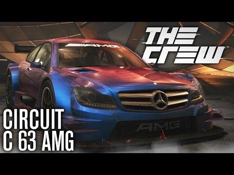 The Crew | Mercedes-Benz C 63 AMG Coupe Black Series CIRCUIT CUSTOMIZATION