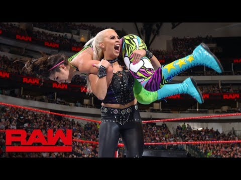 Bayley vs. Dana Brooke: Raw, Sept. 17, 2018