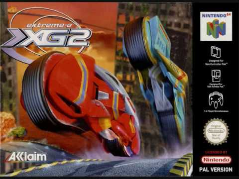 Extreme-G 2 (XG2) Soundtrack - Track 2 (Aquanor)