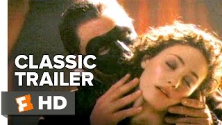 The Phantom of the Opera (2004) - Official Trailer
