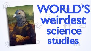 World's Weirdest Science Studies - Head Squeeze