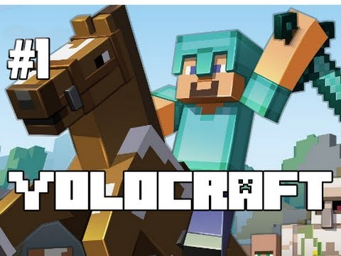 YOLOCRAFT MINECRAFT Part 1 W Blitzwinger Gamer Survival HD