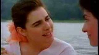 Massengill Douche commercial on a boat with Cara Buono