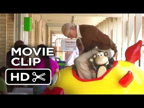 Jackass Presents: Bad Grandpa Movie CLIP – Broken Ride (2013) – Jackass Movie HD