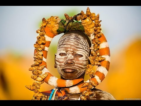 Mursi and Hammer Tribes - Ethiopia: Mursi and Hammer Tribes + Botswana