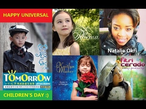Happy Universal International Children's Day Tribute