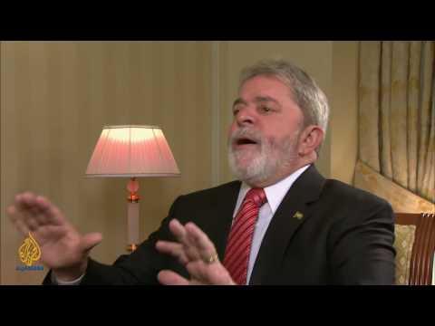 Talk to Jazeera - Luiz Inacio Lula da Silva