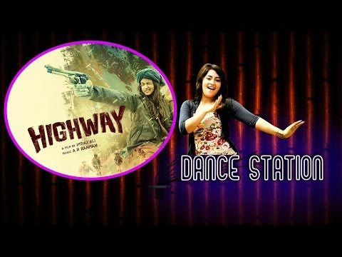 'patakha Guddi' || Easy Dance Steps Part 1 || highway video