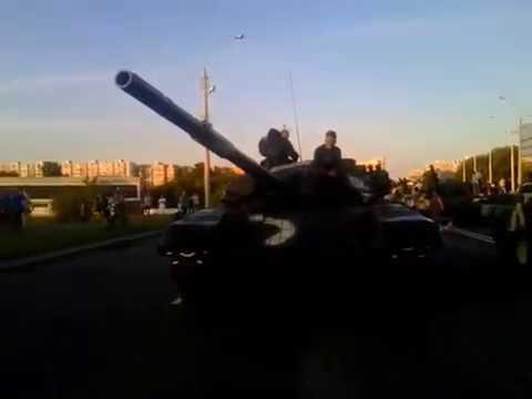 Беларуский парад  !!! Подготовка