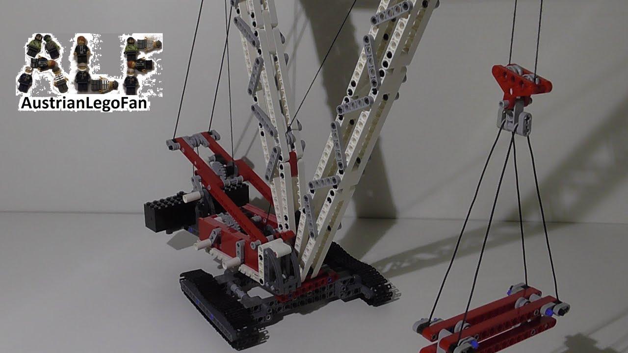 82881 Crawler Crane  Brickset LEGO set guide and database