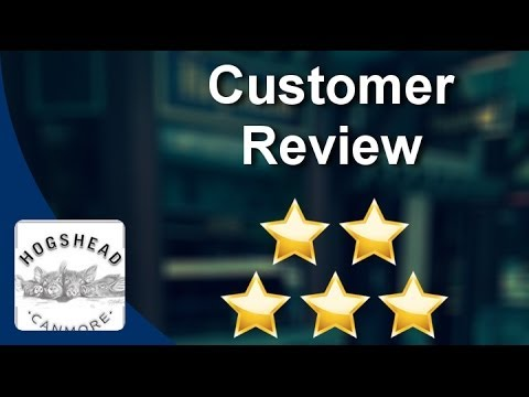 Hogshead Canmore Canmore          Impressive           Five Star Review by OPJRC -.