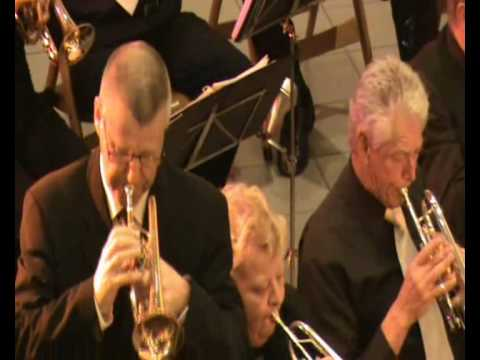 Titania - Residentie Brass Band, Soloist Huug Steeketee.wmv