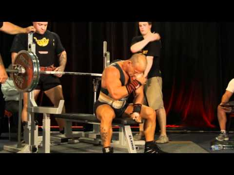 2012 Capo Tasmania Powerlifting and Bench Press Championshionship Image 1