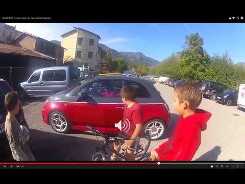 Fiat Abarth 595 Turismo 2013 : les enfants l'adorent - Essai 2/5