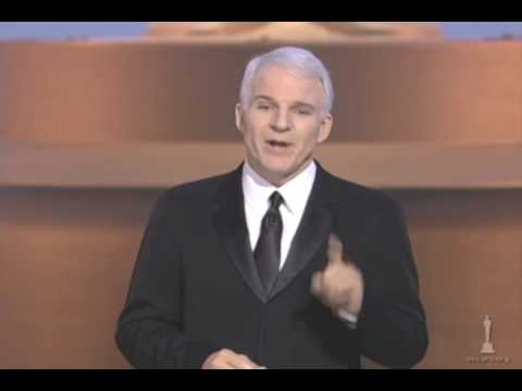 2001, Steve Martin is listed (or ranked) 12 on the list The Best Oscar Openings of All Time