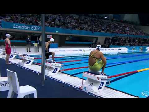 Swimming - Women's 100m Butterfly - S9 Final - London 2012 Paralympic Games