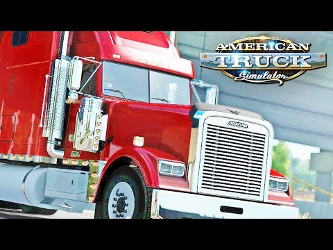 American Truck Simulator #7 - Freightliner Classic XL