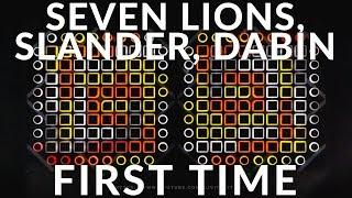 Seven Lions Slander Dabin First Time Dual Launchpad Performance Threestar Collab