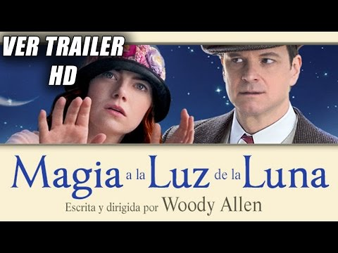 Magia a la Luz de la Luna - Magic In The Moonlight - Trailer Subtitulado (HD)