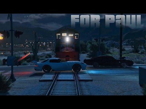 GTA V - Paul Walker
