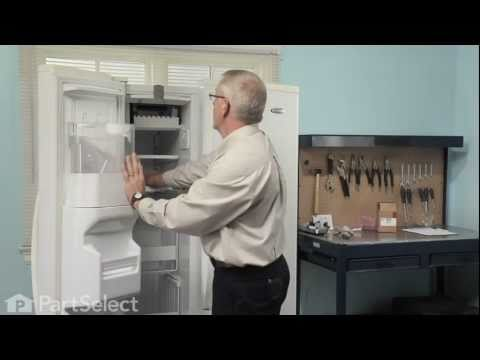 Refrigerator Repair- Replacing the Electronic Control Boards (Whirlpool Part # 4389102)