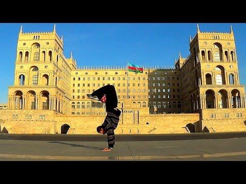 Eren Roi | Freestyle Football in Baku
