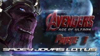 The Avengers 2: Age of Ultron Adelantos Exclusivos y Crítica Loquendo Parte1