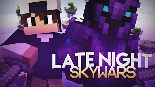 Late Night skywars /w GamersRidge (FUNNY MOMENTS!)