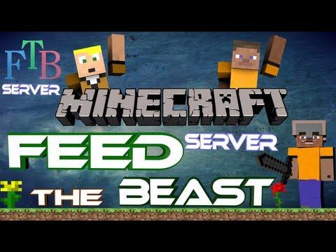 FeedTheBeast Server erstellen Tutorial // Endlich FeedTheBeast im Multiplayer