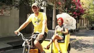 New Orleans Pedicabs: A New Way To Get Around