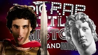 Epic Rap Battles Of History Updates And Hints | Zach Sherwin, Alexander The Great And More