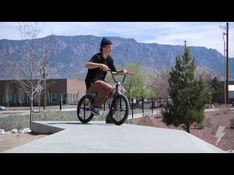 Devon Smillie - Professional BMX rider, Amateur Skateboarder