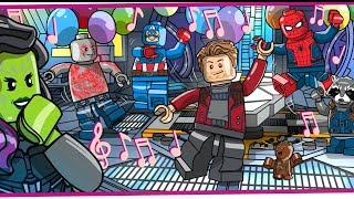 LEGO Marvel Super Heroes 2 Gwenpool Mission 9 Dance Off Bro 100% Completion