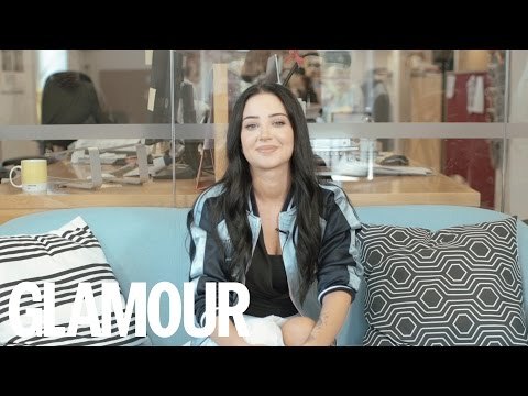 Tulisa opens up about Cosmetic Enhancement, Controversy and her Comeback | Glamour UK