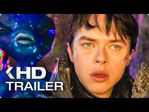 VALERIAN AND THE CITY OF A THOUSAND PLANETS Trailer 3 (2017)