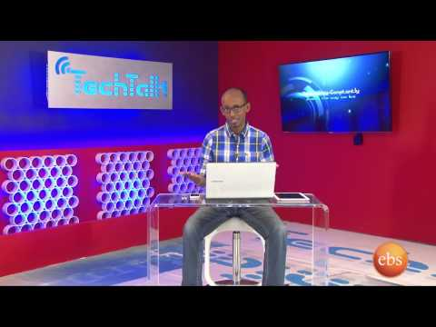 S4 Ep. 4 Part 1 - Smart Tables, How To Create Free Apple ID, Cool Apps TechTalk With Solomon