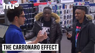 The Carbonaro Effect - Disposable Paper Phone