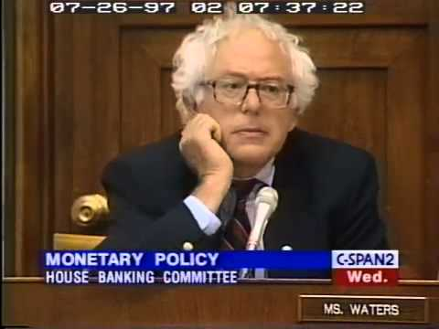 Bernie Sanders on Workers' Rights, Wages, and Employment (7/23/1997)