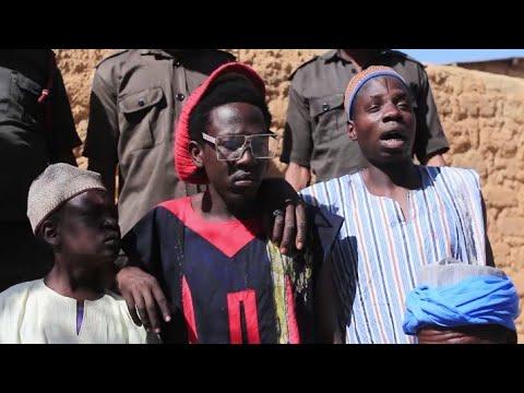 SABON SHIRIN ALI ARTWORK ADO GWANJA HAUSA COMEDY FILM  2018